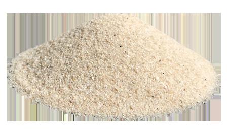 Concrete and Asphalt Sand